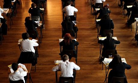 GCSEs exam