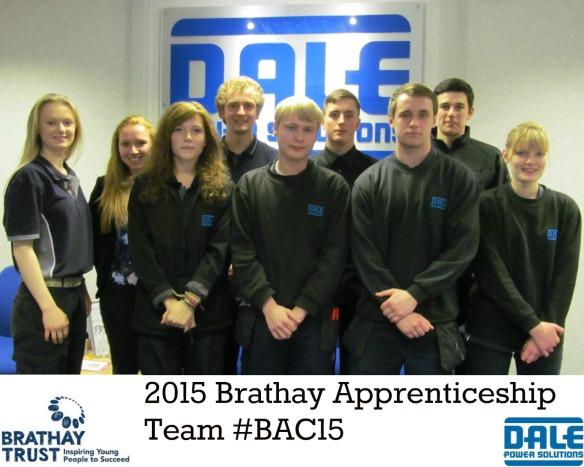 Brathay team