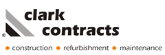 CLARK CONTRACTS LOGO