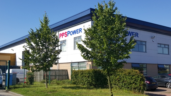PPSPower Building